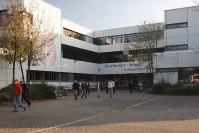 Das Geschwister-Scholl-Gymnasium Pulheim.<br />© Foto: Renate Bonow<br />