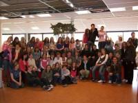 <strong>Schüleraustausch 2008 - Alkmaar-Pulheim</strong>