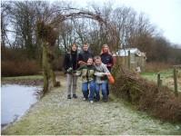 Die Dienstags-Gruppe im Schuljahr 2005/06