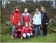 Die Montags-Gruppe im Schuljahr 2005/06